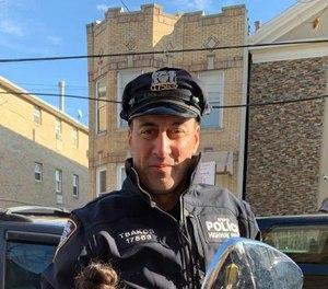 Officer Anastasios Tsakos