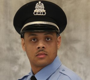 Officer Tamarris L. Bohannon died Sunday, Aug. 30, 2020 after being critically wounded in a shooting the previous day. (Photo/St. Louis Metropolitan Police Department)
