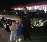 Father recalls children's encounter with cop just before LODD