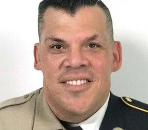 Officer Horacio Sebastián Dominguez.