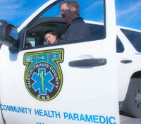 Focusing on connections in community paramedicine