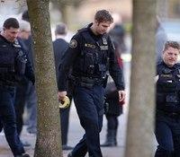 Police arrest suspect in shooting near high school
