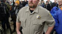 Ore. sheriff known for standoff response to resign over chronic underfunding