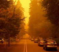 More than 1K inmates evacuated from Ore. prison due to wildfires