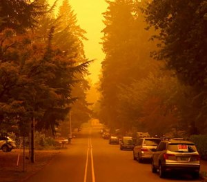 The Coffee Creek Correctional Facility in Wilsonville has started evacuating all 1,303 people in custody.