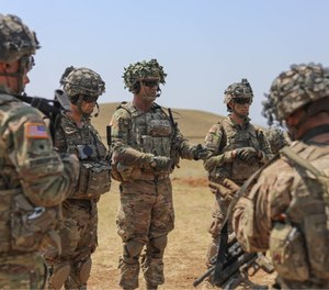 Traditionally, law enforcement agencies relied on paramilitary structures of hierarchal management that utilized top-down leadership. This approach is slow and inflexible and limits our effectiveness to become a public safety system. (Photo/Army.mil)