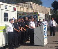 'Nothing can prepare you mentally' says Orlando paramedic after mass shooting