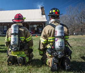 No matter what rank a firefighter might be, observe and think also lends itself to the
