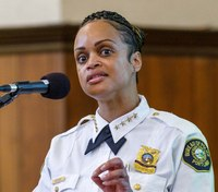 Ore. police chief named as new Philadelphia police commissioner