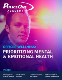 Officer wellness: Prioritizing mental & emotional health (eBook)