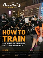 How to train for mass gatherings, protests and riots (eBook)