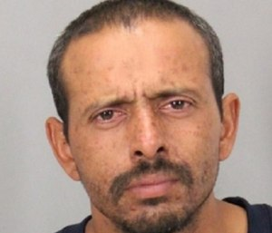 Osvaldo Madrigal was arrested on suspicion of two counts of felony arson, misdemeanor trespassing and a felony probation violation. (Photo/Palo Alto Police Department)