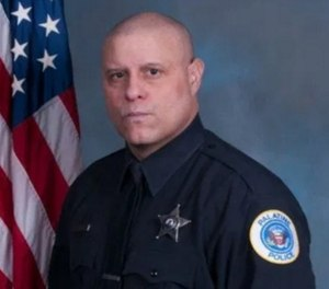 Paramedics transported Officer Lopez to a hospital, where he was pronounced dead. (Photo/Palatine Police Department)