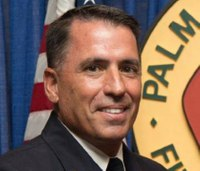 Fired Fla. chief says he wants his job back