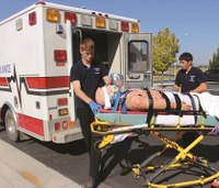 Mont. paramedic program simulates real-life crash scenes