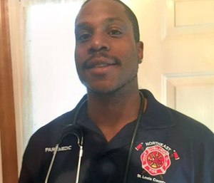 Janice Jackson wants to help others who want to become a paramedic, firefighter or other first responder in honor of her son Anthony.