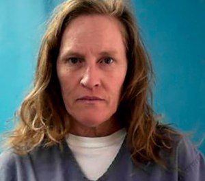 This photo provided by Florida Department of Corrections shows Cheryl Weimar. (Florida Department of Corrections via AP)