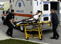 Top 10 questions you're better off not asking in the ambulance
