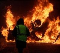 Paris sees worst riot in decade