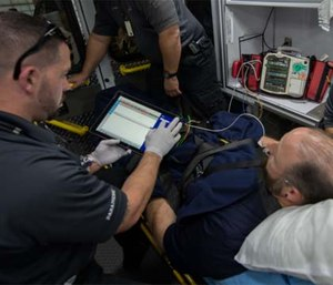 EMS field personnel need to know the risks of cybersecurity threats and how to protect patient data.