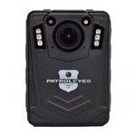 PatrolEyes EDGE 2K GPS Auto IR Police Body Camera