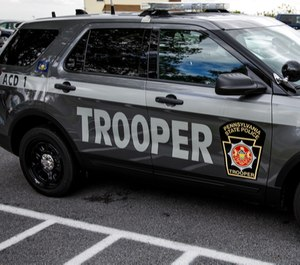 Pennsylvania State Police has changed its uniform policy to allow troopers and cadets to have arm tattoos, though they must be covered by long-sleeved shirts while on duty (Photo/TNS)