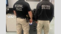 Pa. officers wear temporary uniforms as COVID-19 restrictions close dry-cleaners