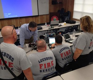 These are just a few things to keep in mind when looking a new ePCR or EHR program or to best optimize the program currently in use at your service. (Photo/Leesburg Fire Rescue)