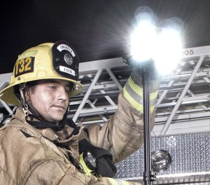 The Pelican 9490 Remote Area Lighting System enhances safety with generator-free, long-lasting illumination.