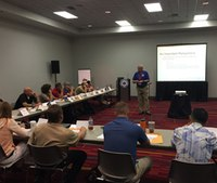 Ethics and leadership training for EMS practitioners