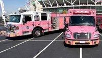 Pink for a purpose: How the fire service supports breast cancer awareness