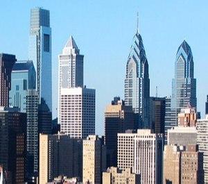 The Philadelphia skyline. (Photo/Charles H. Ramsey, police commissioner/Facebook)