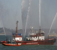 Photo of the Week: The fireboat that saved SF's Marina District – 30 years later
