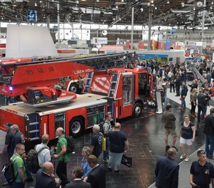INTERSCHUTZ,  Germany's premiere fire event, is bringing training, technology and equipment for fire and EMS to the U.S. for the first time in October 2021.