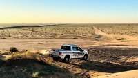 Photo of the Week: Desert patrol