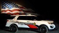 Photo of the Week: Patriotic patrol
