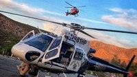 Photo of the Week: Sky high(way) patrol