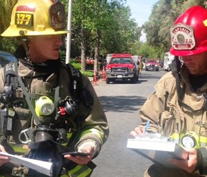 New software tools are making it possible for fire chiefs to become better protected by existing – and future – fire protection systems and equipment in non-residential properties. (Photo/Los Angeles County Fire Department)