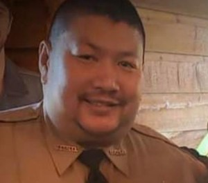 Deputy Bud Phouang died from coronavirus Tuesday night. (Photo/MGSO)
