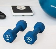 Cardio and resistance training are required in a balanced fitness program. (Photo/Pixaby)
