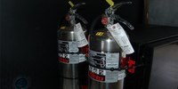 Why fire rigs, ambulances need portable extinguishers