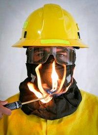 (HS-2 Wildland Firefighter Face Mask)