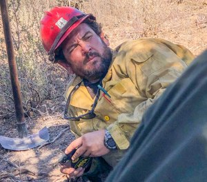 A report recently made public reveals that Firefighter Charles Edward Morton, the boss of the Big Bear Hotshots crew, was killed when he was burned over during the El Dorado Fire in September.