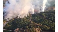 1 dead, 5 severely burned after Ala. pipeline explosion