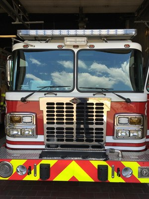 A fire union in Pittsburgh has asked the city's mayor to reconsider plans to paint fire trucks gray.