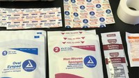 Why EMS personnel need an all-the-time personal first aid kit
