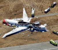 San Francisco settles lawsuit by firefighter in plane crash