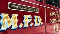 Fire truck named after fallen Wis. firefighter-paramedic