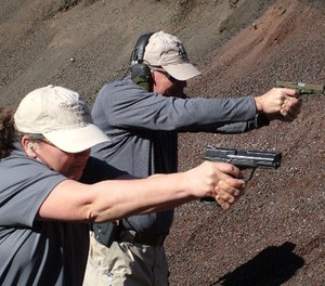 For firearms training, plan your objectives.