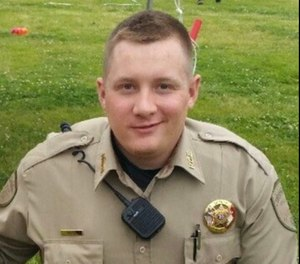 Law enforcement is a family matter for Darlene Sorensen, whose son, Luke, is a police officer in Arkansas. (Photo/Darlene Sorensen)